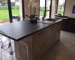 Cuisines Gambetta - Cherbourg-Octeville - Réalisation d'une cuisine